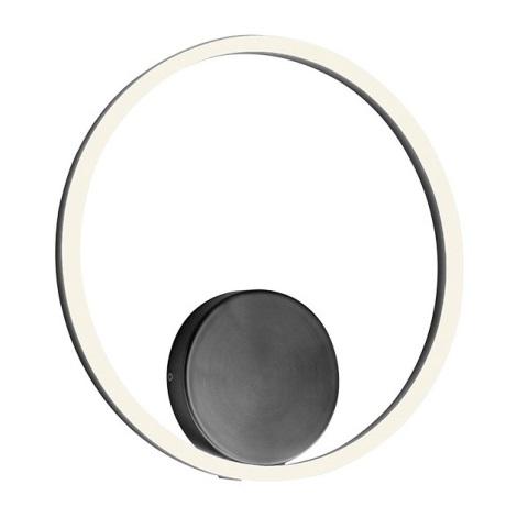 Redo 01-1642 - LED Fali lámpa ORBIT LED/28W/230V fekete