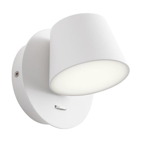 Redo 01-1738 - LED Fali lámpa SHAKER LED/6W/230V fehér