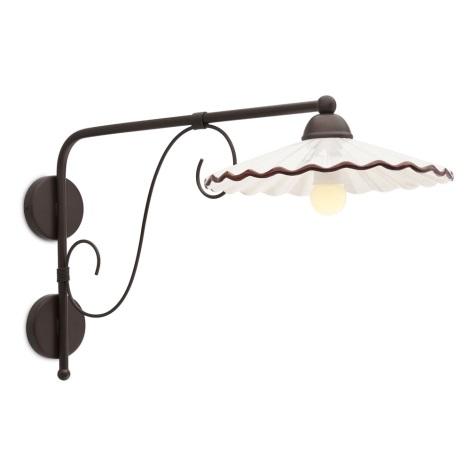 Redo 02-751 - Fali lámpa ORNELLA 1xE27/42W/230V