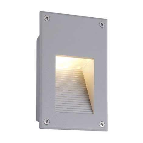 Rendl 229712 - Kültéri lámpa Downunder LED 3,6W/230V
