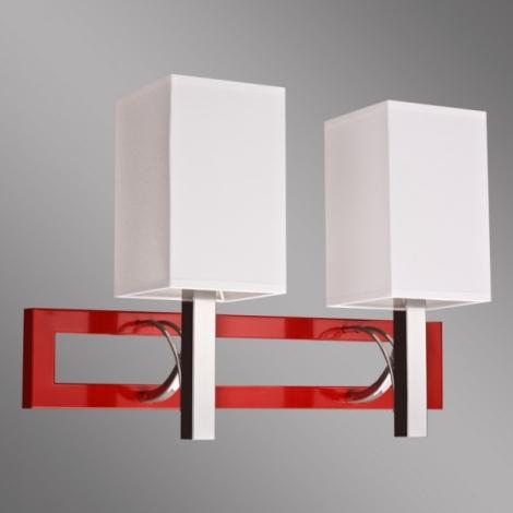 RIFFTA R fali lámpa 2xE14/60W