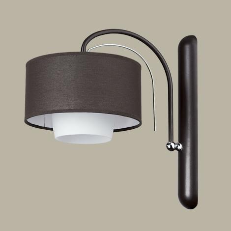 ROMA RO K1 - Fali lámpa 1xE27/60W/230V