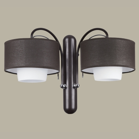 ROMA RO K2 - Fali lámpa 2xE27/60W/230V