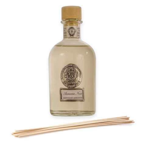 San Simone - Aroma diffúzor pálcákkal ASMUMA NOIR 250 ml