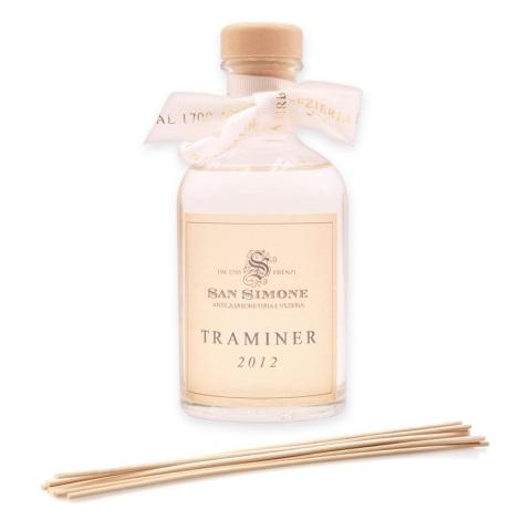 San Simone - Aroma diffúzor pálcákkal TRAMINER 250 ml