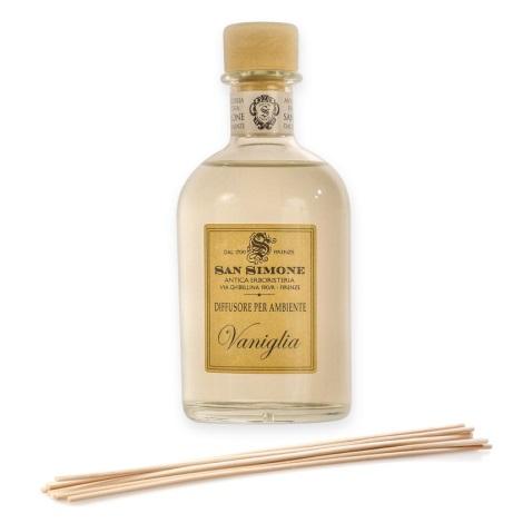 San Simone - Aroma diffúzor pálcákkal VANIGLIA 500 ml