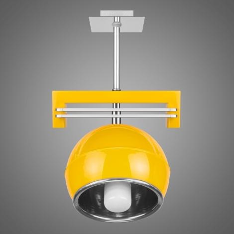 SANGA SG/KU/1/YL függeszték 1xE14/60W sárga