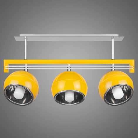 SANGA SG/KU/3/YL függeszték 3xE14/60W sárga