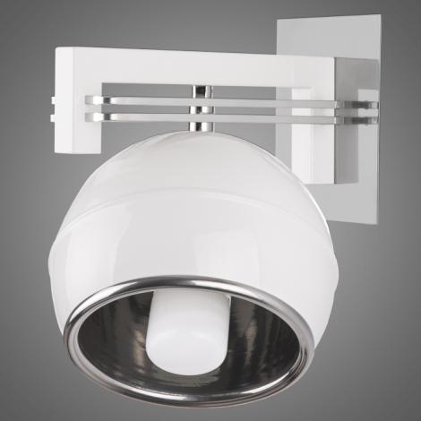 SANGA SG/KU/K/WH fali lámpa 1xE14/60W fehér