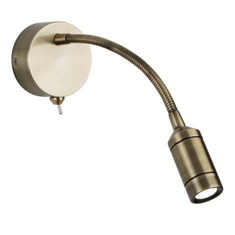 Searchlight - LED Fali spotlámpa ADJU LED/1W/230V