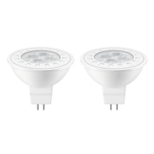 SET 2x LED Spotlámpa GU5,3/5,5W/12V - Attralux