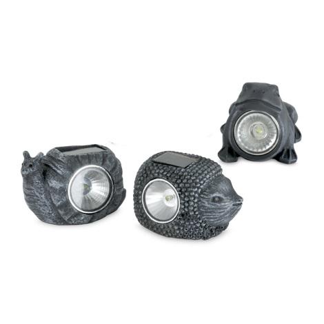 SG3002K - Szolár lámpa 1xLED