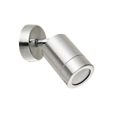 SG674 - OLIMP 2 kültéri fali lámpa 1xGU10/35W rozsdamentes acél