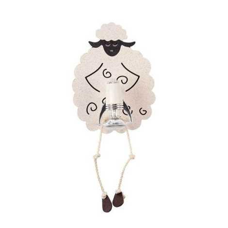 SHEEP I K B gyerek spotlámpa 1xE14/40W