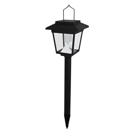 SL505AP - Szolár lámpa 1xLED fekete