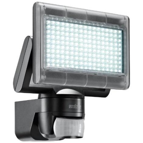 STEINEL 003661 - Érzékelős LED reflektor Otthon XLED 1 14,8W fekete