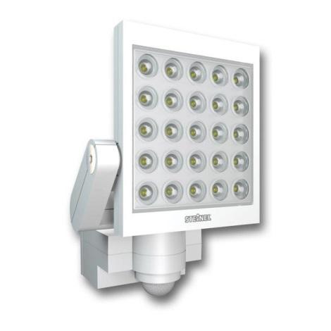 STEINEL 005702 - XLED szenzoros LED-es reflektor 25xLED/62W fehér