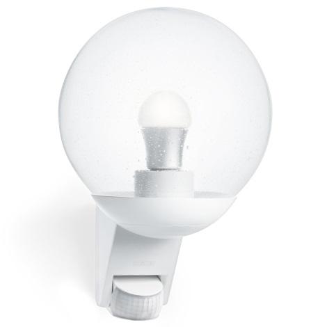 STEINEL 005917 - L585S kültéri fali lámpa 1xE27/60W fehér