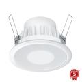 STEINEL 007744 - LED Beépíthetó lámpa érzékelővel RS PRO LED/15W/230V 3000K