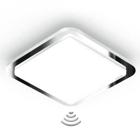 STEINEL 007911 - LED mennyezeti lámpa érzékelővel RS LED D1 11W LED króm