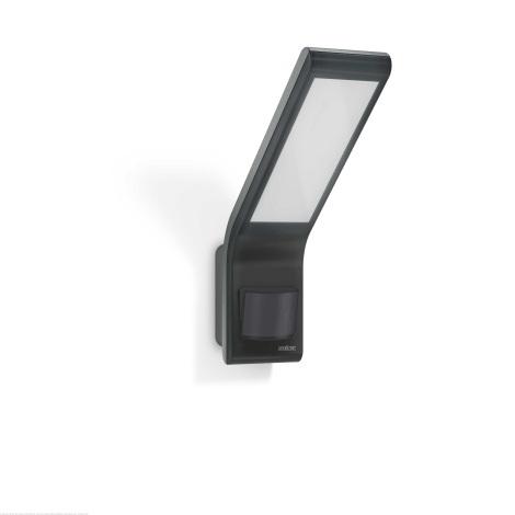 Steinel 012052 - Kültéri érzékelős fali lámpa XLED slim LED/10,5W/230V