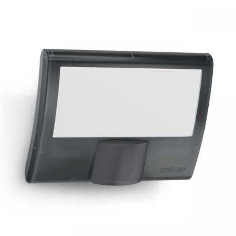 Steinel 012076 - Kültéri fali lámpa a mozgásérzékelős XLED curved LED/10,5W/230V