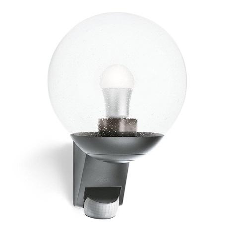 Steinel 035723- Kültéri fali lámpa érzékelóvel L585S 1xE27/60W/230V IP44