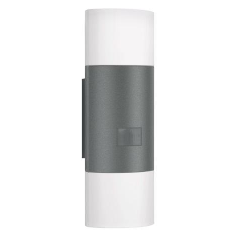 Steinel 576202 - LED Kültéri fali lámpa a mozgásérzékelős L 910 LED/11W/230V
