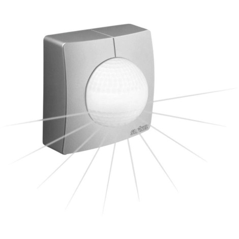 STEINEL 606312 - infravörös érzékelő 3180 ezüst