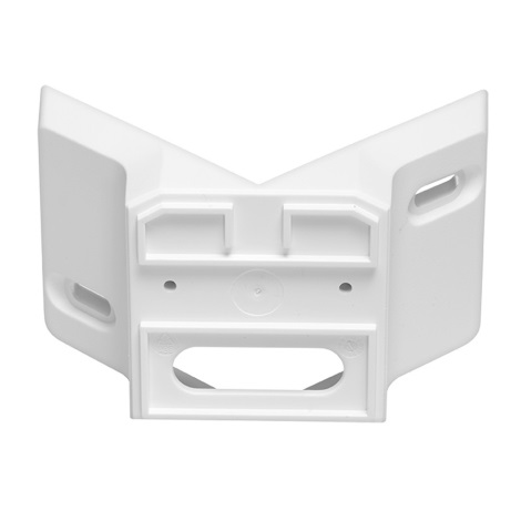 STEINEL 630218 - Sarok fali tartó külső sarokra, fehér