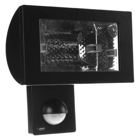 STEINEL 632717 - Halogén lámpa érzékelővel HS 502 fekete