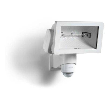 STEINEL 633110 - HS 150 DUO fehér érzékelős lámpa kültérbe SensorLights a szabadban