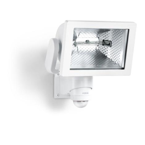 STEINEL 633516 - Érzékelős halogén reflektor fehér HS 500 DUO