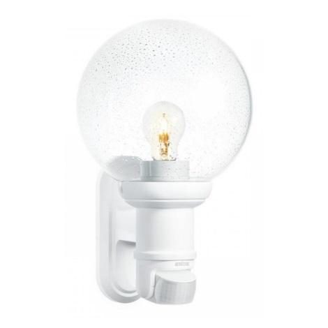 STEINEL 634315 - L 560 S fehér érzékelő fali lámpa kültéri helyiségekbe