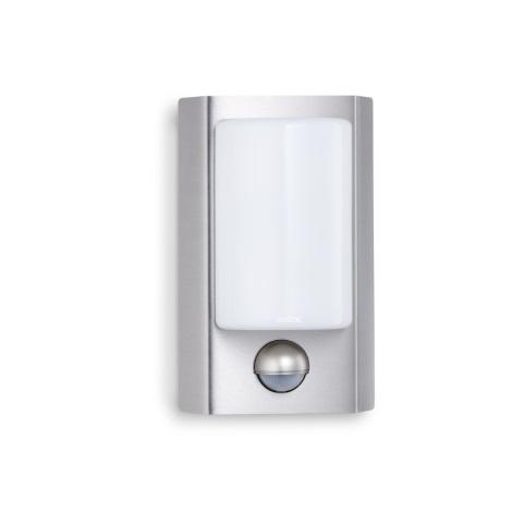 STEINEL 642518 - Fali lámpa érzékelővel S 867 L rozsdamentes acél