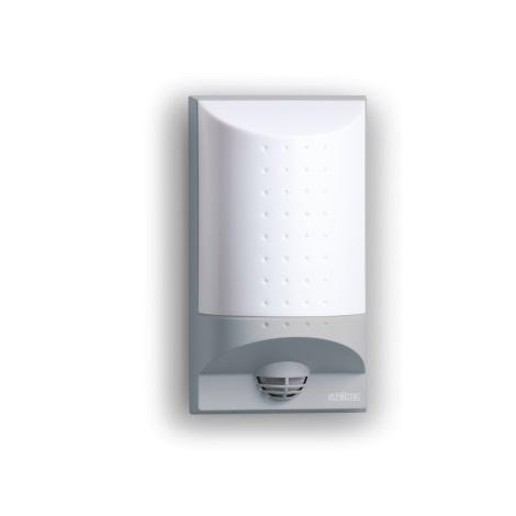 STEINEL 642716 - Fali lámpa érzékelővel  L 870 S Gray