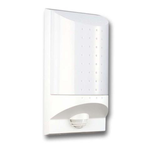 STEINEL 643218 - Fali lámpa érzékelővel L 870 S White