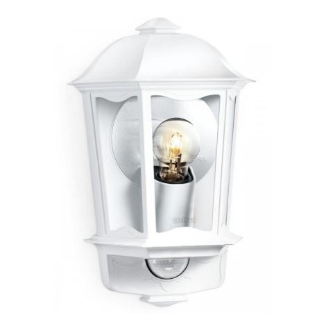 STEINEL 644512 - Fali lámpa érzékelővel L 190 S fehér