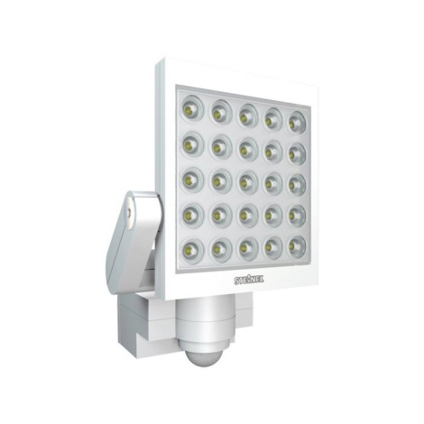 STEINEL 654818 - XLED szenzoros LED-es reflektor 25xLED/60W fehér