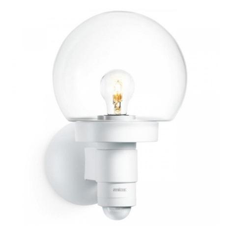 STEINEL 657413 - Fali lámpa érzékelővel Sensor L 115 S fehér