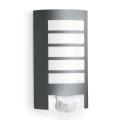 STEINEL 657819 - Kültéri érzékelős lámpa  L12 1xE27/60W/230V IP44