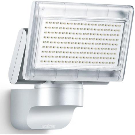 STEINEL 659714 - LED reflektor XLED Home 1 Slave 14,8W ezüst