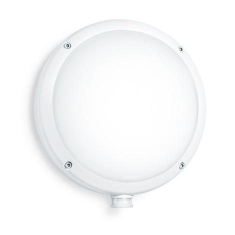 STEINEL 670115 - Fali lámpa érzékelővel  L 330 S fehér