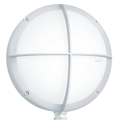 STEINEL 670313 - L 331 S szenzoros fali lámpa 1xE27/60W fehér