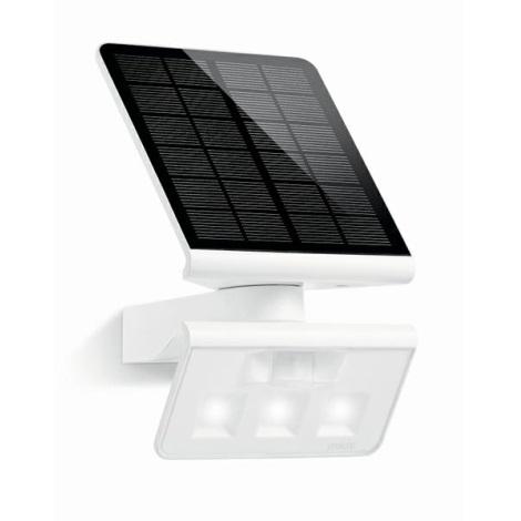 STEINEL 671006 - Szolár érzékelős LED reflektor LS XSolar 0,5W/LED fehér