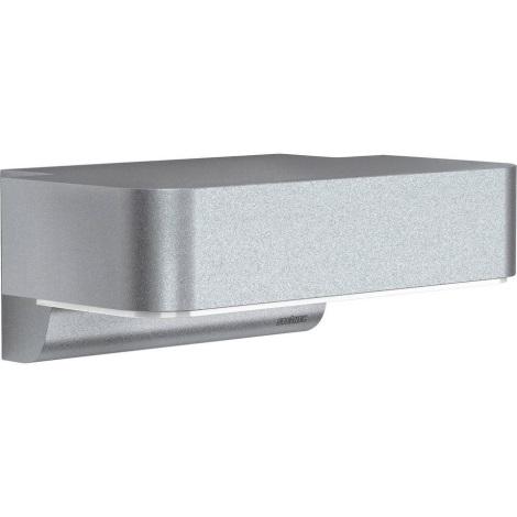 STEINEL 671419 - L800LED iHF szenzoros LED-es kültéri fali lámpa 8W/LED