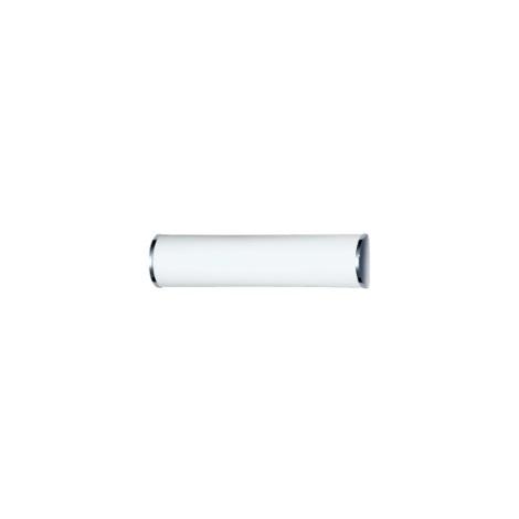 STEINEL 740719 - BRS 66 L mozgásérzékelős lámpa 2xG9/40W króm/fehér