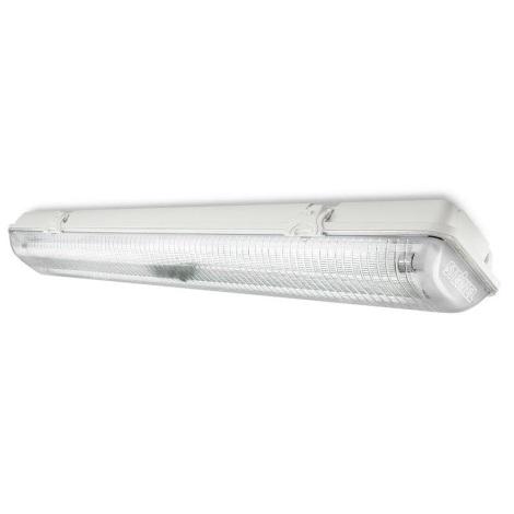 STEINEL 743413 - FRS 30 mozgásérzékelős fénycsöves világítás 2xT8/18W fehér