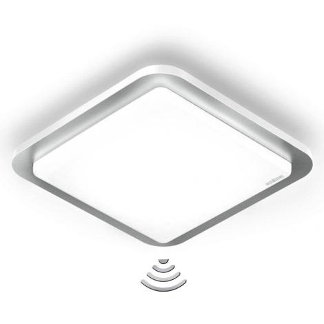 STEINEL st007928 - LED mennyezeti lámpa érzékelővel RS LED D2/11W rozsdamentes acél
