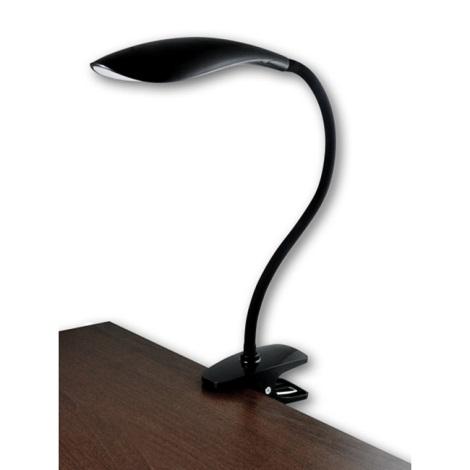 SWAN csipeszes lámpa  LED/5,5W/100-240V